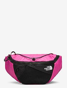 LUMBNICAL - S - bum bags - mr.pink/tnfblck