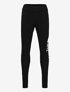 G COT BL LEG - outdoor pants - tnfblack/tnfwht