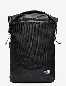 WATERPROOF ROLLTOP - TNF BLACK