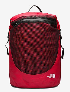 WATERPROOF ROLLTOP - backpacks - tnf red