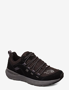 M MOUNTAIN SNEAKER 2 - buty na wędrówki - tnf blk/zinc gr