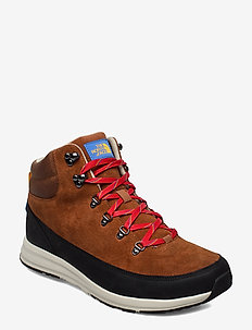 M B-TO-B REDUX LUX - buty na wędrówki - carmlcfe/tnfblk
