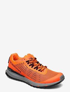 M ULTRA SWIFT - chaussures de randonnée - shocking orange/tnf black