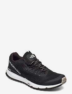 M ULTRA SWIFT - wandelschoenen - tnf black/tnf white