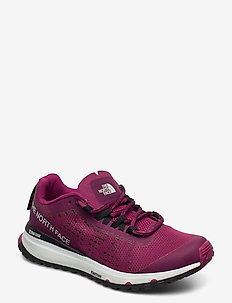 W ULTRA SWIFT - wandelschoenen - dramatic plum/tnf black