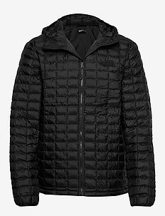 M TBLL ECO HDIE - insulated jackets - tnf black matte