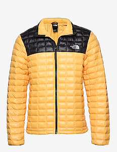 M TBLL ECO JKT - TNF YELLOW/TNF