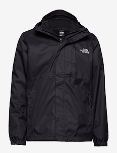 M QUEST TRI JKT - TNF BLACK