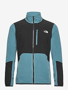 M GLACIER PRO FULL Z - fleece - mallard blue/tnf black
