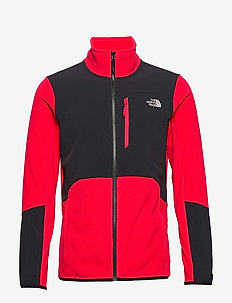 M GLACIER PRO FULL Z - TNF RED/TNF BLA