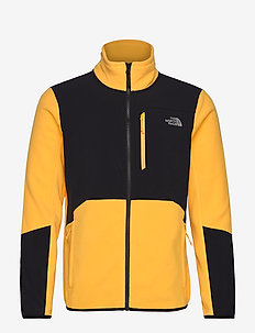 M GLACIER PRO FULL Z - TNF YELLOW/TNF