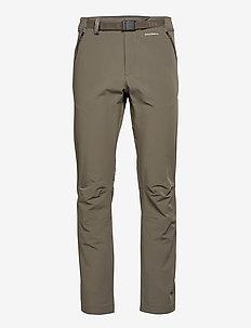 M DIABLO II PANT - pantalon de sport - new taupe green