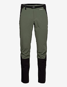 M DIABLO II PANT - pantalon de randonnée - thyme/tnf black