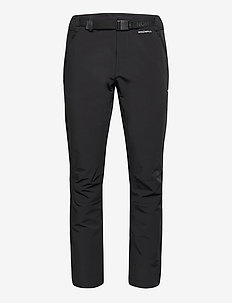 M DIABLO II PANT - friluftsbyxor - tnf black