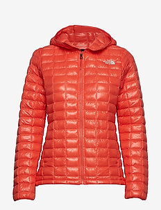 W THERMOBALL ECO HOO - RADIANT ORANGE