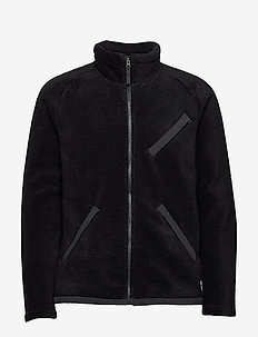 M CRAGMNT FLC JKT - fleece midlayer - tnf black