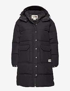 W DWN SRRA PKA - TNF BLACK