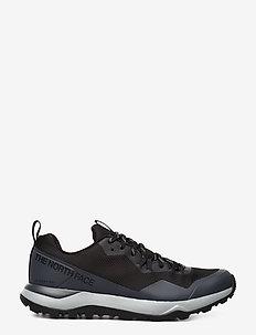 M ACTIVIST FUTRLIGHT - buty na wędrówki - tnf black/zinc grey