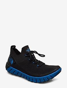 M OSCILATE - buty na wędrówki - tnfblk/clrlkblu