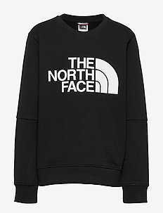 Y DR PE LIGHT CREW - sweatshirts - tnf black