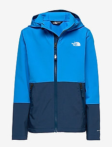 B SOFTSHELL JACKET - softshell jacket - clear lake blue