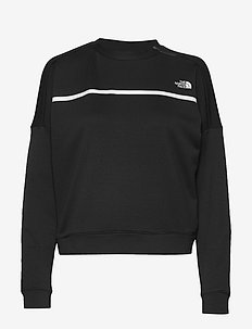 WVARUNA PULLOVER - mid layer-jakker - tnf black