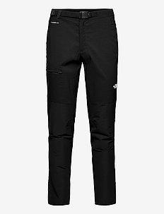 M LIGHTNING PNT - pantalon de sport - tnf black