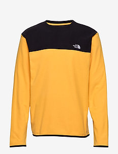 M TKA GLACIER PULLOV - TNF YELLOW/TNF