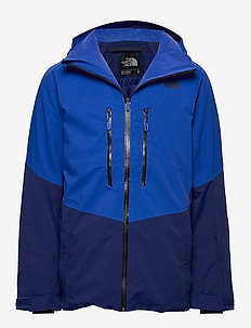 M CHAKAL JKT - ski jackets - tnf blue/flag b