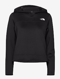 W AT SPACER PO - mellomlag i fleece - tnf black