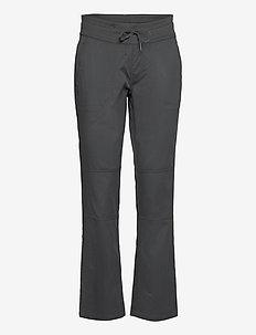 W APHRODITE MOTN PAN - spodnie turystyczne - asphalt grey