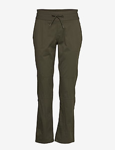 W APHRODITE MOTN PAN - outdoorhosen - new taupe green