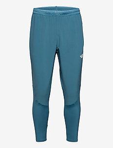 M AT HYBRID JOGGER - spodnie treningowe - mallard blue