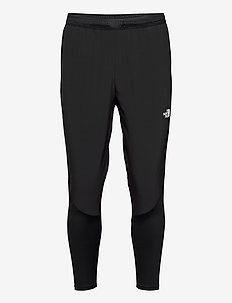 M AT HYBRID JOGGER - spodnie treningowe - tnf black
