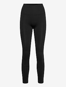 W TEKNITCAL TIGHT - running & training tights - tnf black