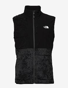 M VARUNA VEST - softshell jackets - asphtgygrungept