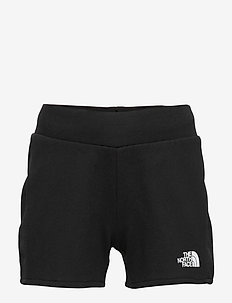 G FLEECE SHORT - TNF BLACK