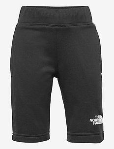 B SURGENT SHORT - shorts - tnf black