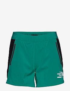W GLACIER SHORT - outdoor-shorts - jaiden green