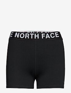 W ESSEN SHORTYSHORT - spodenki treningowe - tnf black
