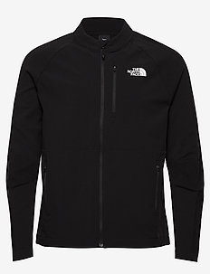 M E-KNIT JACKET - softshelljacke - tnf black