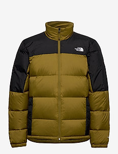 M DIABLO DWN JKT - outdoor & rain jackets - fir green/tnf black