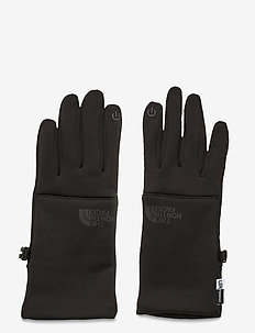 W ETIP RECYD GLOVE - accessories - tnf black