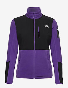 W DIABLO MIDLAYR JKT - mid layer-takit - peak purple/tnf black