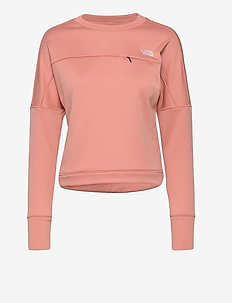 W HIKESTELLER PO - fleece - pink clay