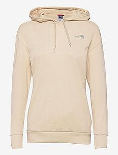 W PUD HOODIE - hoodies - bleached sand
