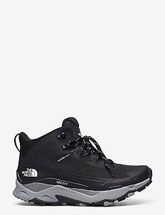 W VCTV EXPLRS MID FL - hiking shoes - tnf black/meld grey
