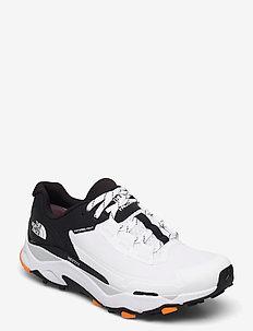 M VCTV EXPLRS FL - chaussures de randonnée - tnf white/tnf black