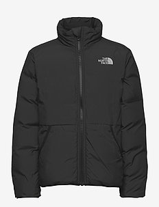 Y REVERSIBLE ANDES JACKET - puffer & padded - tnf black