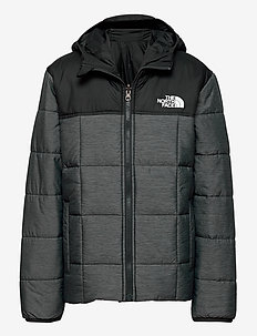 B REVERSIBLE PERRITO JACKET - puffer & padded - tnf medium grey heather